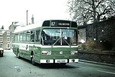 Original Colour Slide, Eastern National Leyland VNO 730S.Sold with Copyright.