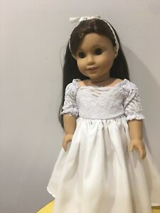 "Doll Dress Gown Party Wedding Outfit Fits 18"" American girl Doll Clothes"