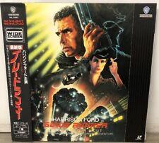 BLADE RUNNER The Director's Cut (1991) Harrison Ford R.Scott R.Hauer Laserdisc