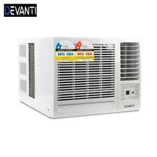 RETURNs Devanti Window Air Conditioner Portable 2.7kW Wall Cooler Fan Cooling On