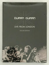 Duran Duran - Live From London DVD & CD Deluxe Edition Box Set