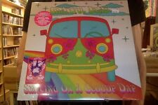 Grateful Dead Smiling on a Cloudy Day LP sealed colored vinyl