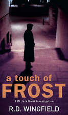 A touch of frost by R D  Wingfield, Book, New Paperback