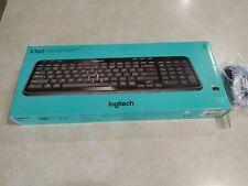 Logitech K360 Keyboard w/Mouse