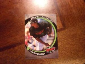 2013 GREAT FALLS VOYAGERS Choice Single Cards YOU PICK 1 CARD from set $2