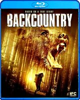 New HORROR BluRAY - BACK COUNTRY - Jeff Roop, Eric Balfour Missy Peregrym
