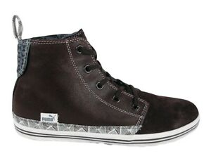 Puma Tatau NU Mid Schuhe/Sneaker braun Gr. 39 NEU