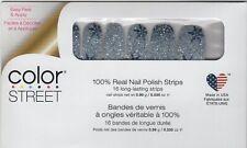 CS Nail Strips Ice Ice Maybe Holiday 2020 100% Nail Polish - USA Made!