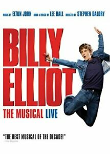 BILLY ELLIOT: THE MUSICAL LIVE NEW DVD