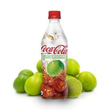 NEW!! Coca Cola Clear Lime