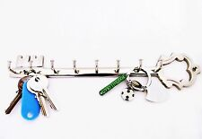 LONG KEY - Metal Key Hook - Key Hanger - House Car Office Keys Holder