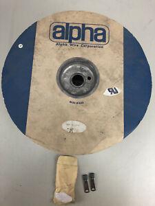 "Alpha Wiring Loc-Trac ZIP-41 1.5"" Zipper Tubing, 100ft, Black, incl. 2 sliders"