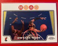 2008-09 DWYANE WADE TOPPS CHROME CARD
