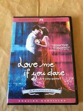 Love me si te atreves, Dvd, 2004.