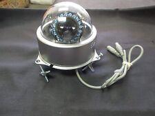 Sony Used 480TVL Color Dome Camera W/IR 1/3