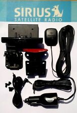 Sirius Satellite Radio Sportster, Starmate, Stratus Vehicle Kit Include UC8 Dock