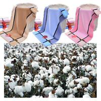 Striped   Hand  Breathable  Towel 1Pc Fashion  Face  Washcloth  Softness