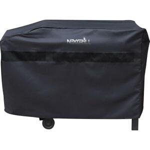 Nexgrill Premium Griddle Cover Cart Style Weather Dust Resistant Black 42 in.