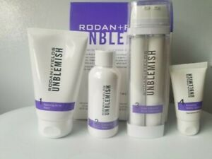 Rodan and Fields UNRJ001 Unblemish  Adult Acne/Anti Aging Regimen Kit