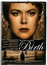 BIRTH (DVD) Nicole Kidman - Lauren Bacall - Cameron Bright - NEW SEALED