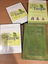 YOUR BODY HIS TEMPLE.God's plan for Emotional Wholeness.A Course In Weight Loss