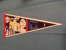 Don Mattingly #23 New York Yankees Wincraft #226 MLB Felt Pennant 1997 MUDGE