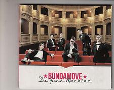 BUNDAMOVE - da funk machine CD