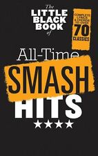 Little Black Book Of AllTime Smash Hits POP Songs Chart Guitar Chords Music