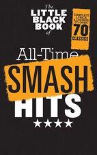 Little Black Book Of AllTime Smash Hits POP Songs Chart Guitar Chords Music