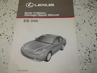 1999 2000 2001 2002 LEXUS ES300 ES 300 BODY Service Shop Repair Manual X