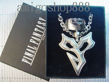 Final Fantasy X 10 FF10 Tidus Necklace Ring Set