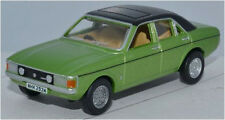 Oxford 76FC004 Ford Consul Granada Onyx Green 1/76 Scale = 00 Gauge in Case -T48