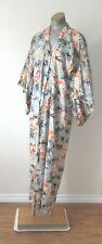 Vintage 50 s Cotton Japanese Kimono