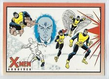 2009 Marvel trading cards X-Men Archives PROMO card #P1.