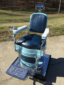 1920's Koken Barber Chair