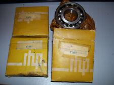 Triumph Pre Unit Unit Pn 70-1591 E1591 Nos Rhp Timing Side Bearing High Quality