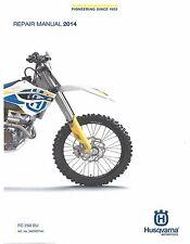 husqvarna te 300 workshop manual