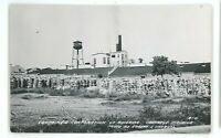 RPPC Container Corporation of America CARTHAGE IN Indiana Real Photo Postcard