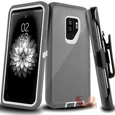 For Samsung Galaxy S9 / S9 + Plus Case Cover | Belt Clip Fits Otterbox Defender