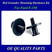 Bed Extender Striker Bolt Screws Washers Pair for Ford F150 Exploer Ranger