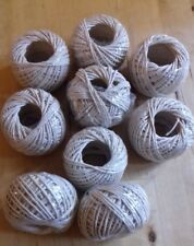 9 Rolls Twine/String New in Packaging