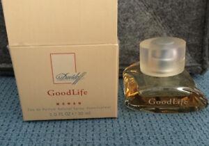 Davidoff - Good Life Eau de Parfum Sammlungsauflösung 30 ml Halb Voll