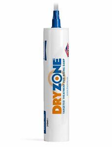 1 x TUBE DRYZONE DPC INJECTION CREAM 310ML DAMP PROOF INJECTION CREAM