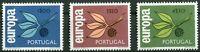 Portugal CEPT Nr. 990 - 992 postfrisch Europa Michel  25,00 € MNH