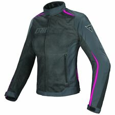 New Dainese Hydra Flux D-Dry Jacket Women's EU 38 Black/Fuchsia #2654575U8338