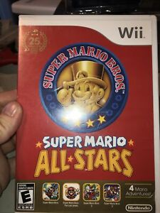 Super Mario All-Stars (Nintendo Wii, 2012)