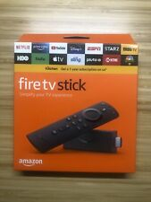 New 2020 Amazon Fire TV Stick (3rd Gen.) Media Streamer with Alexa Voice Remote