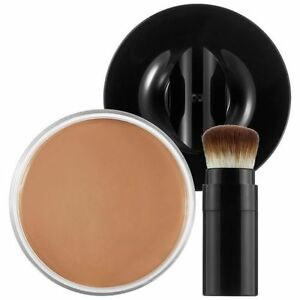 TOO FACED Air-Buffed BB Creme Complete Coverage Makeup with Brush ~Choose Shade