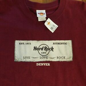 Hard Rock Cafe Big Tall T Shirts For Men For Sale Ebay