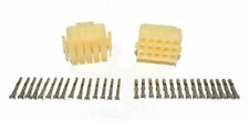 NOS (15-Pin) Molex Wire Connector Plug Set - 11A~20A w/14-20 AWG